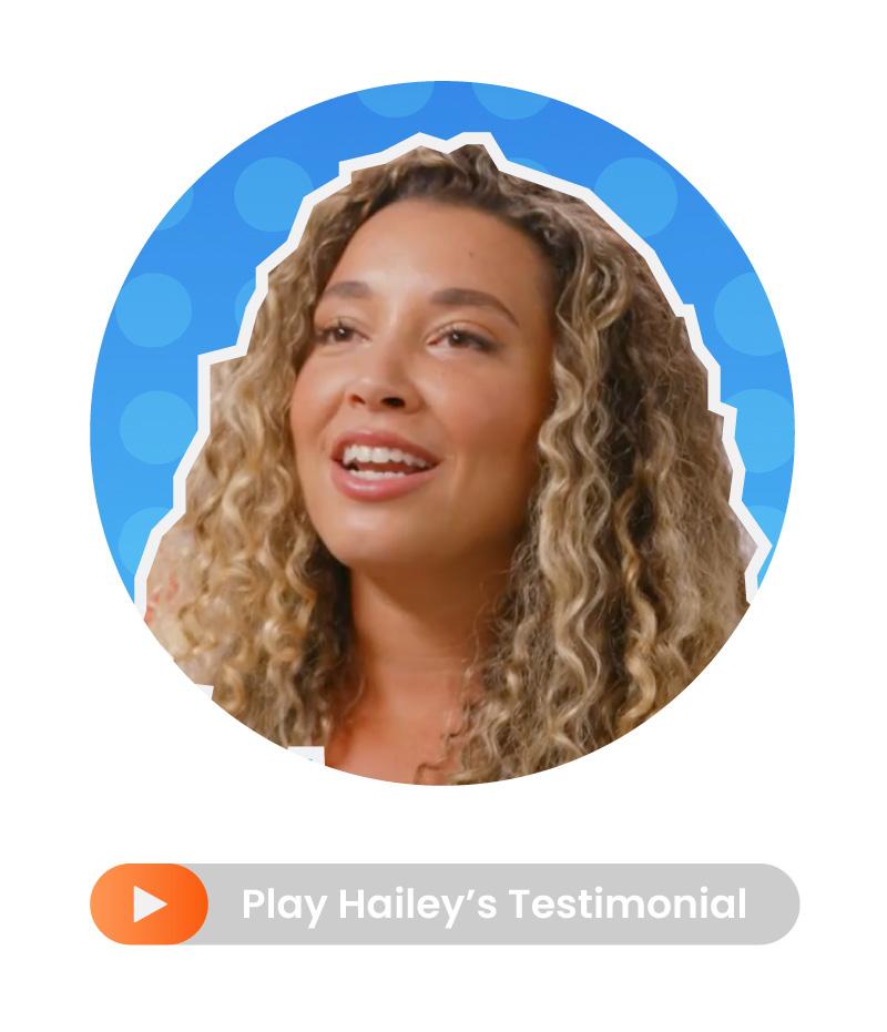 Hailey Lott testimonial
